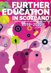 Further Education in Scotland cover